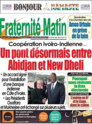 Le mariage de Dramane Ouattara avec l'esprit d'une jeune Indienne