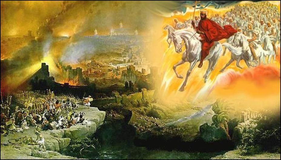 Dieu va detruire la Cote D'Ivoire!!! Amargeddon! Armageddon!