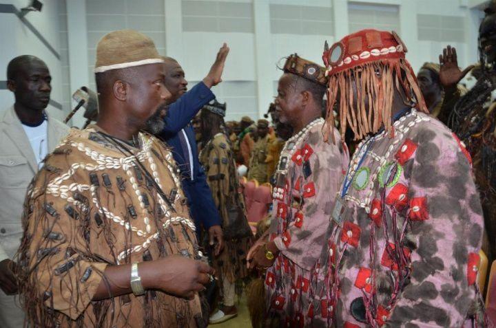 Leur chef dozo du Mali continue de faire de tres graves revelations!!!