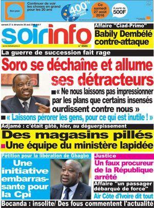 Sorrow Guillautine: &quot&#x3B;Laissons parler les gens&quot&#x3B;