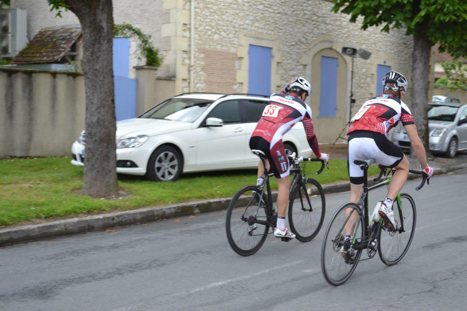 course route de Castillonnès