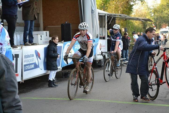 cyclocross guîtres 15 ème