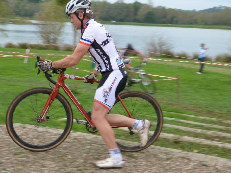 cyclocross Libourne FFC : 15ème