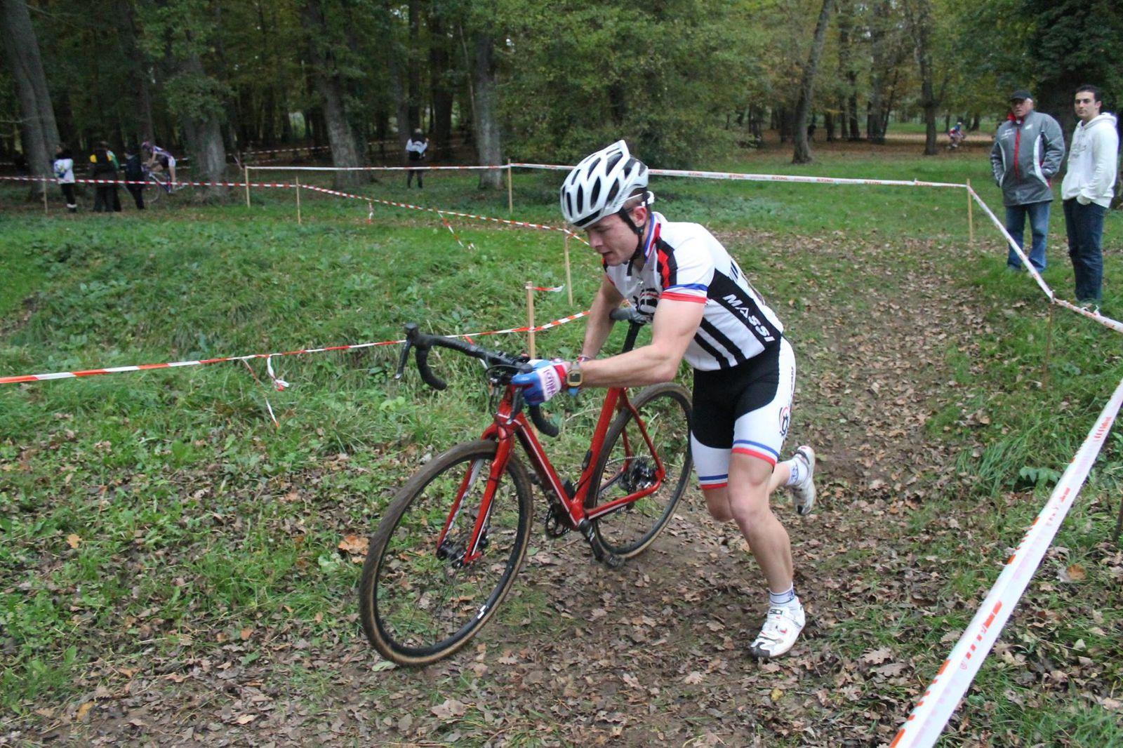 cyclocross de ROGER 2  ème