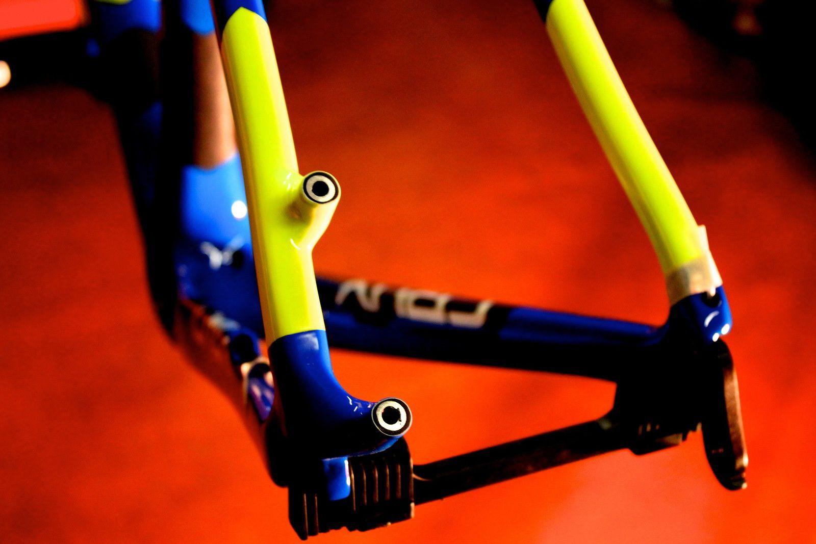 Projet cyclocross 2014/2015