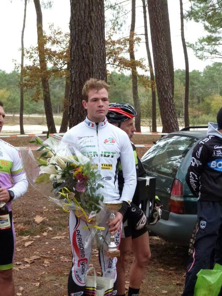 Cyclocross Casteljaloux Ufolep : 1er FFC : 13 ème