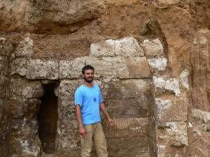 Влиятелен династ, контролирал добива на медна руда в Странджа, е единият от погребаните