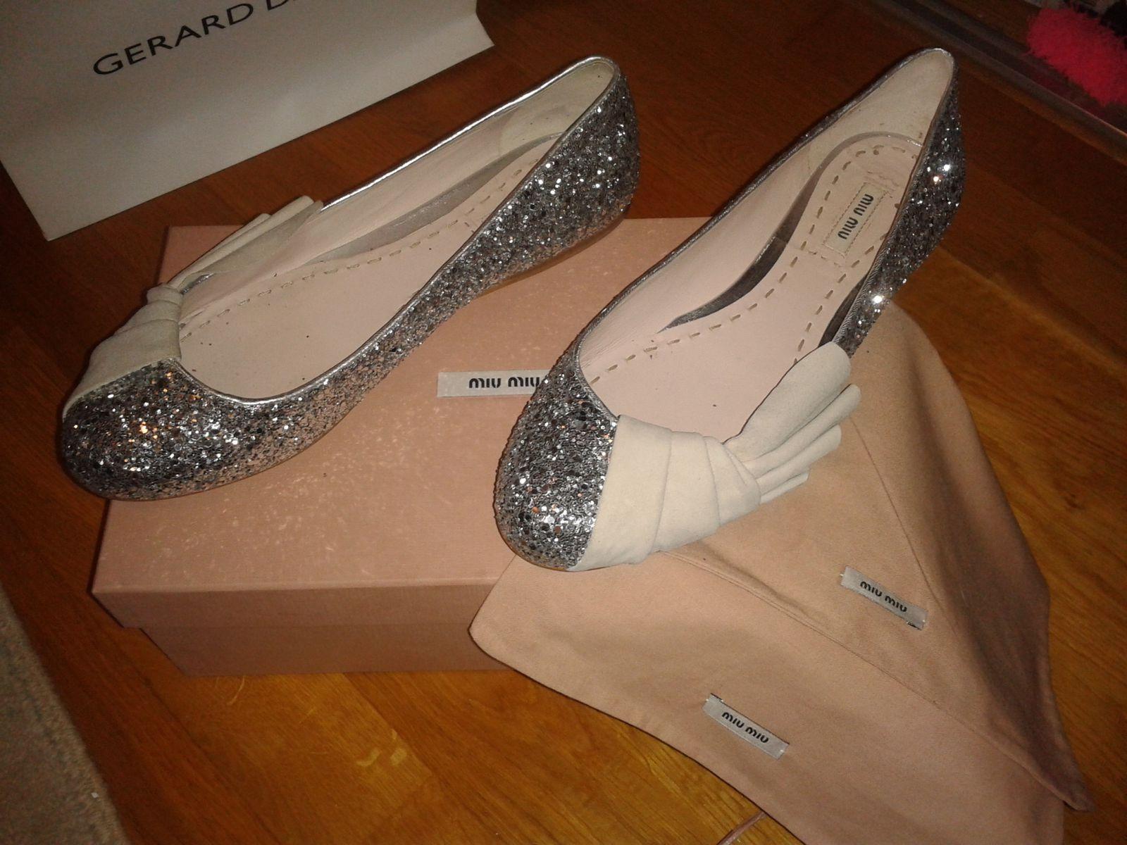 Ma passion pour les chaussures.