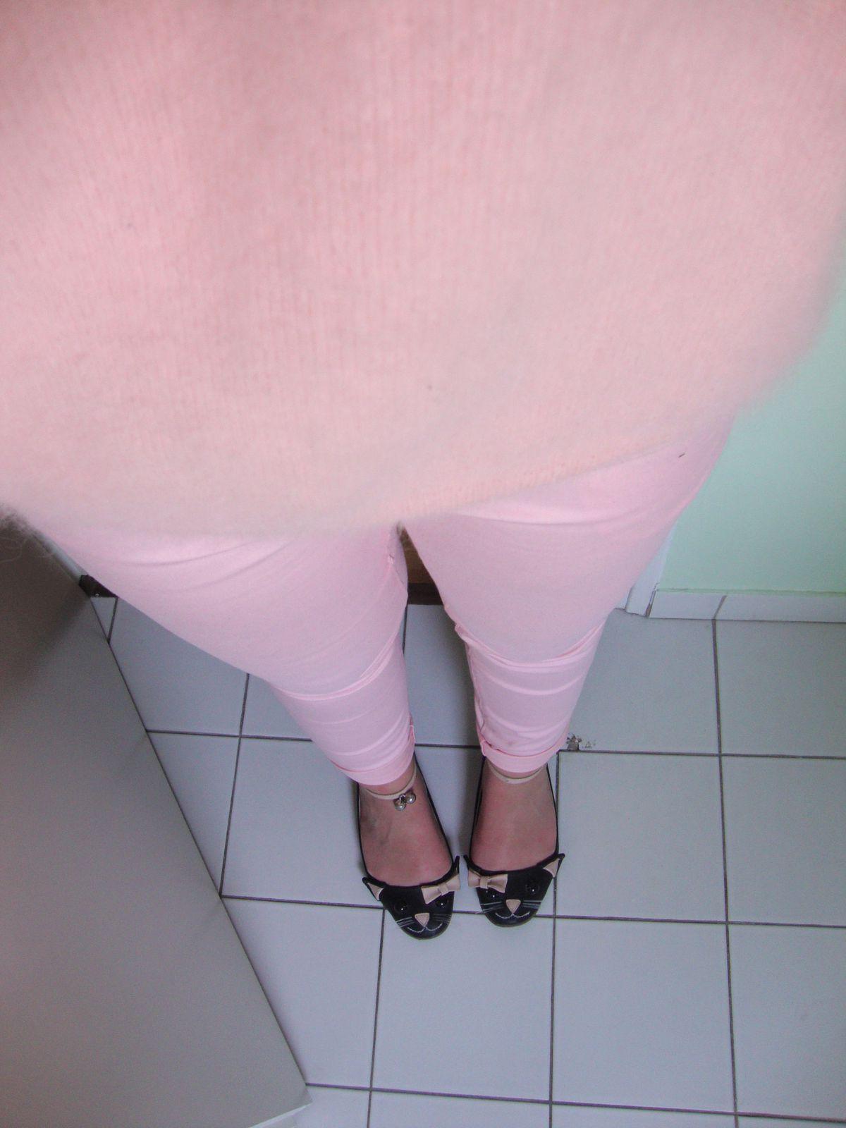 Rose petit cochon