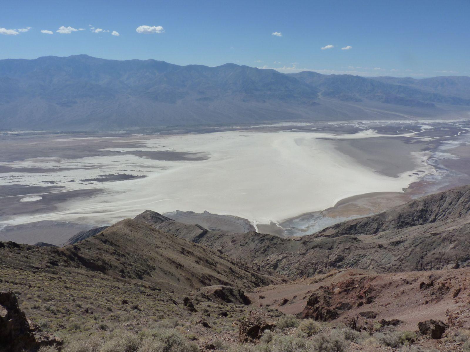 Forcement à 1669 mètres d'altitude ca monte pas mal ! Une fois en haut le spectacle est grandiose.