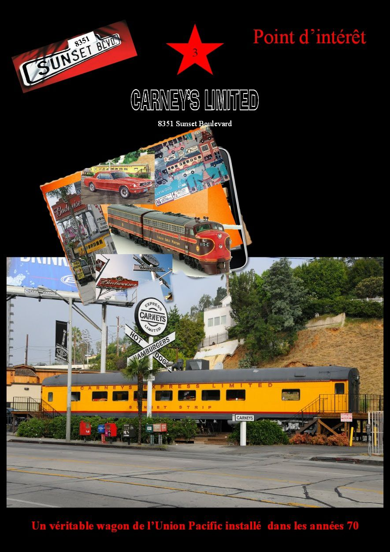 Découvrir Los Angeles et le mythique Sunset Boulevard