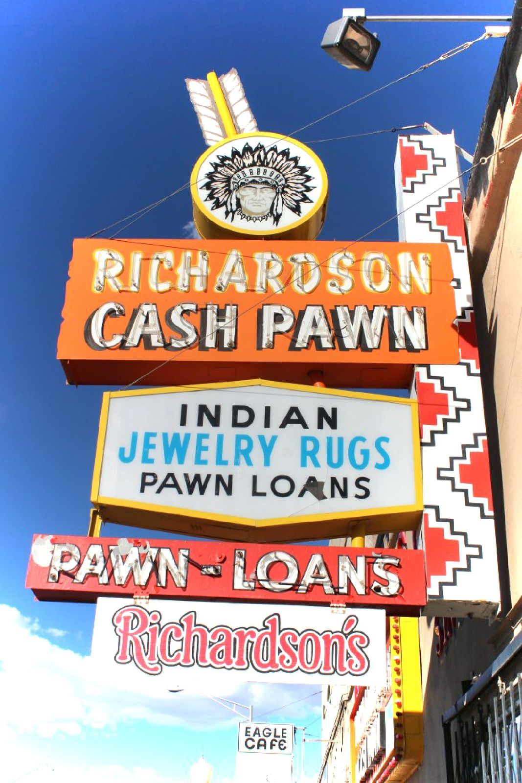 Richardson Trading Post Gallup NM