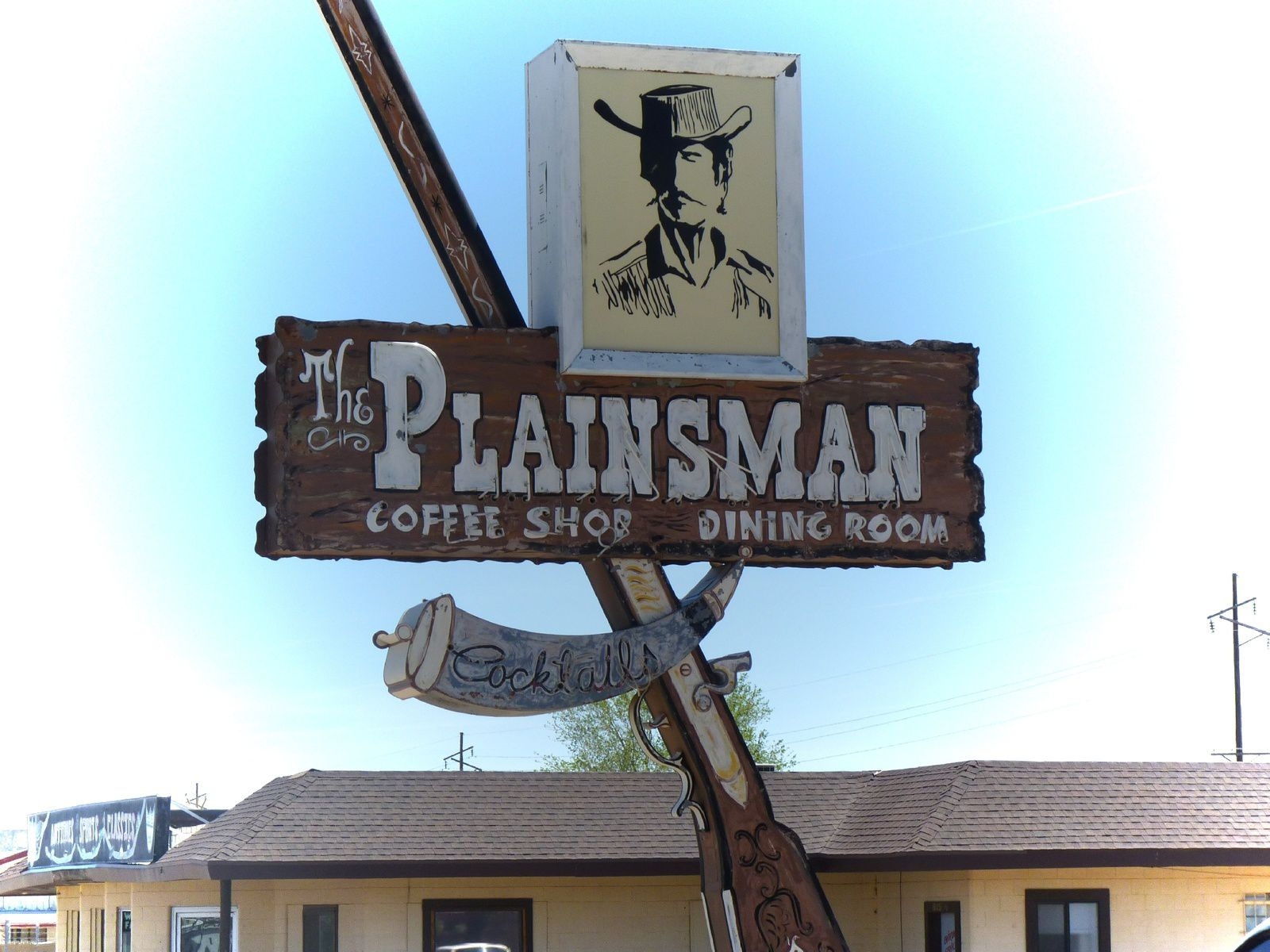 The Plainsman , Winslow AZ