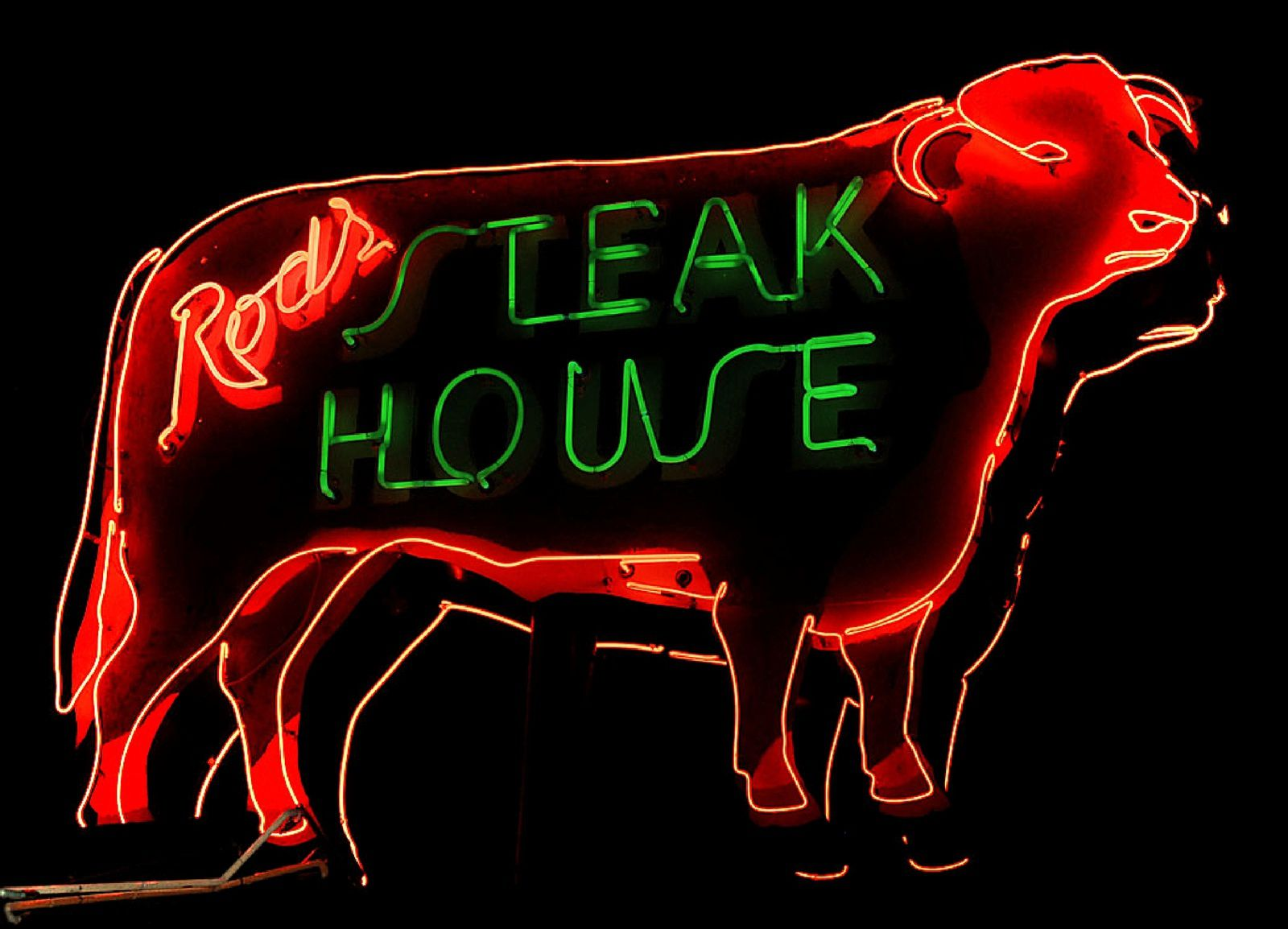 Rod's Steak House , Williams