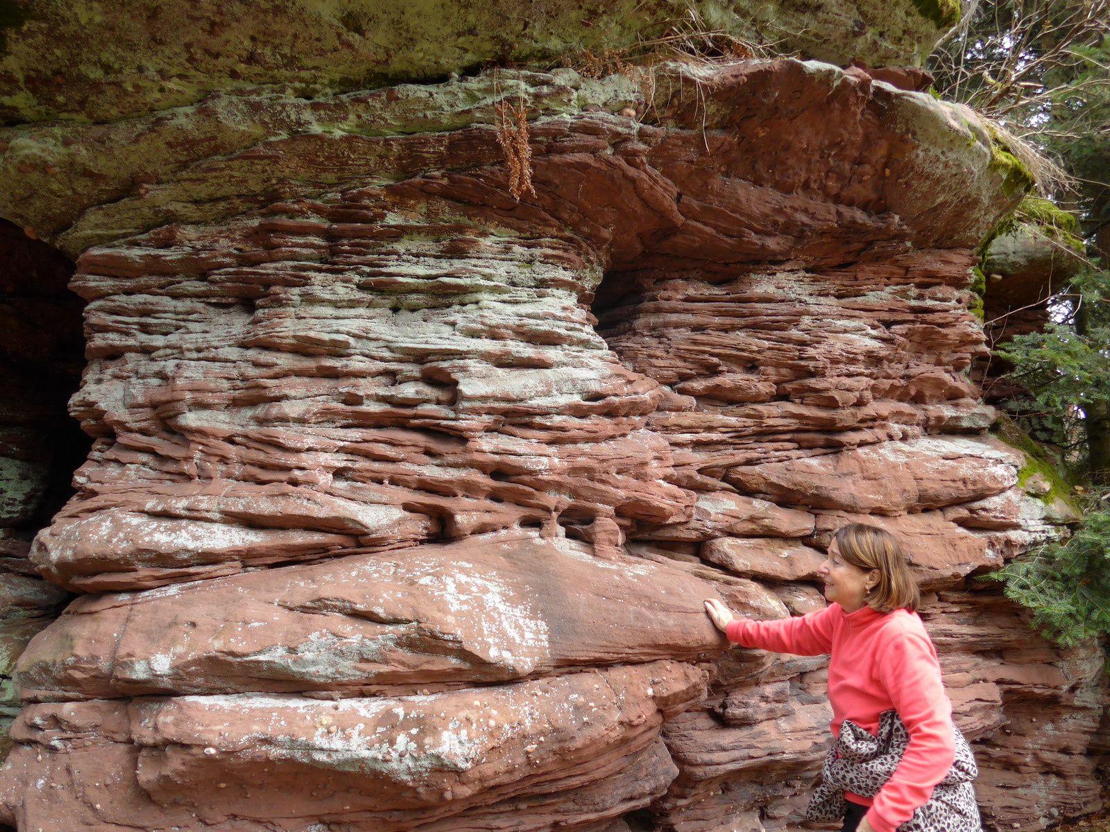La ronde des roches