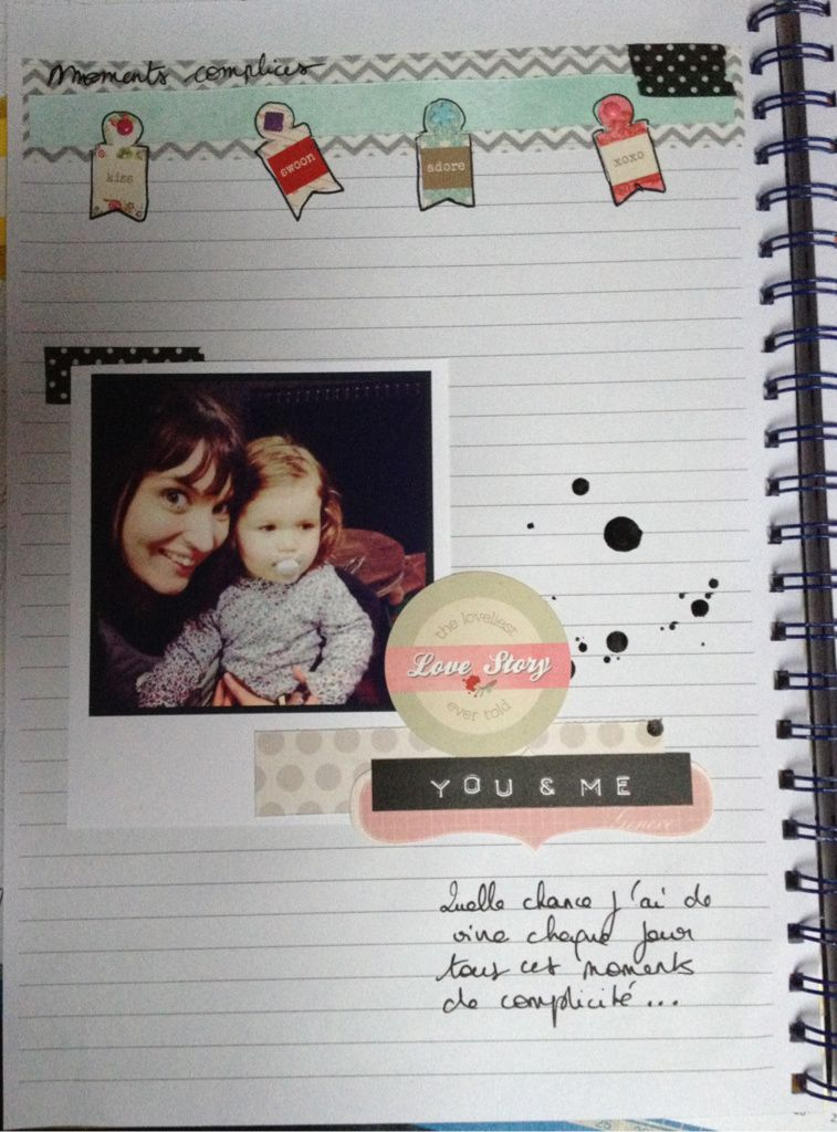 October afternoon m inspire!!! Mon project Life s enrichit!!!!