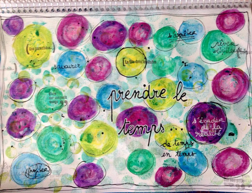 Mon positiv journal : semaines 11 et 12