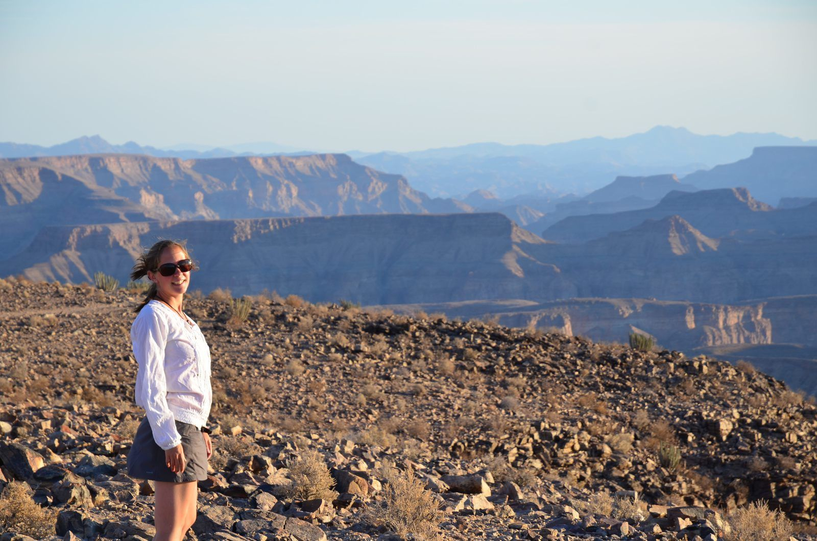 17/10/2013 - Fish River canyon