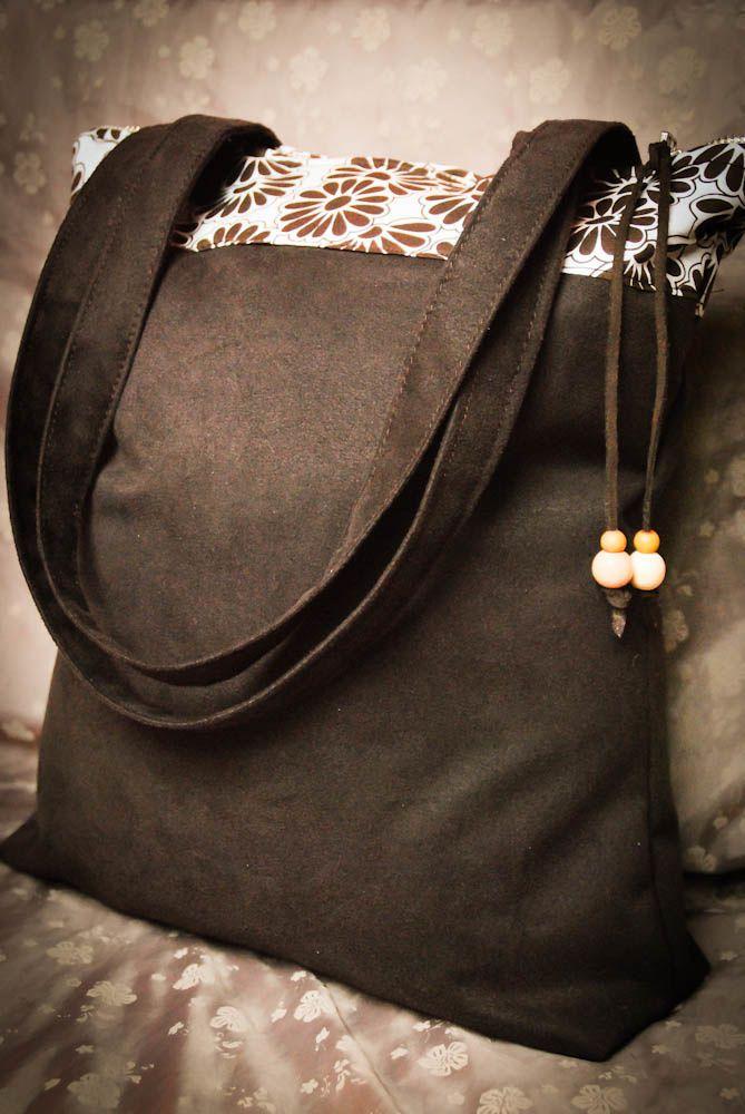 grand sac cabas 30x40cm deux anses possibilité de refaire ce sac sur commande