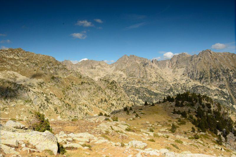 Rocailleux (Parc national d'Aiguestortes, Catalogne)