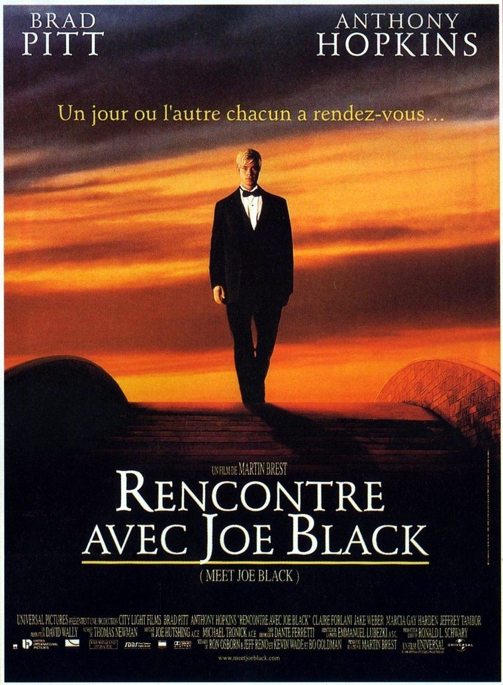 Rencontre joe black dvdrip