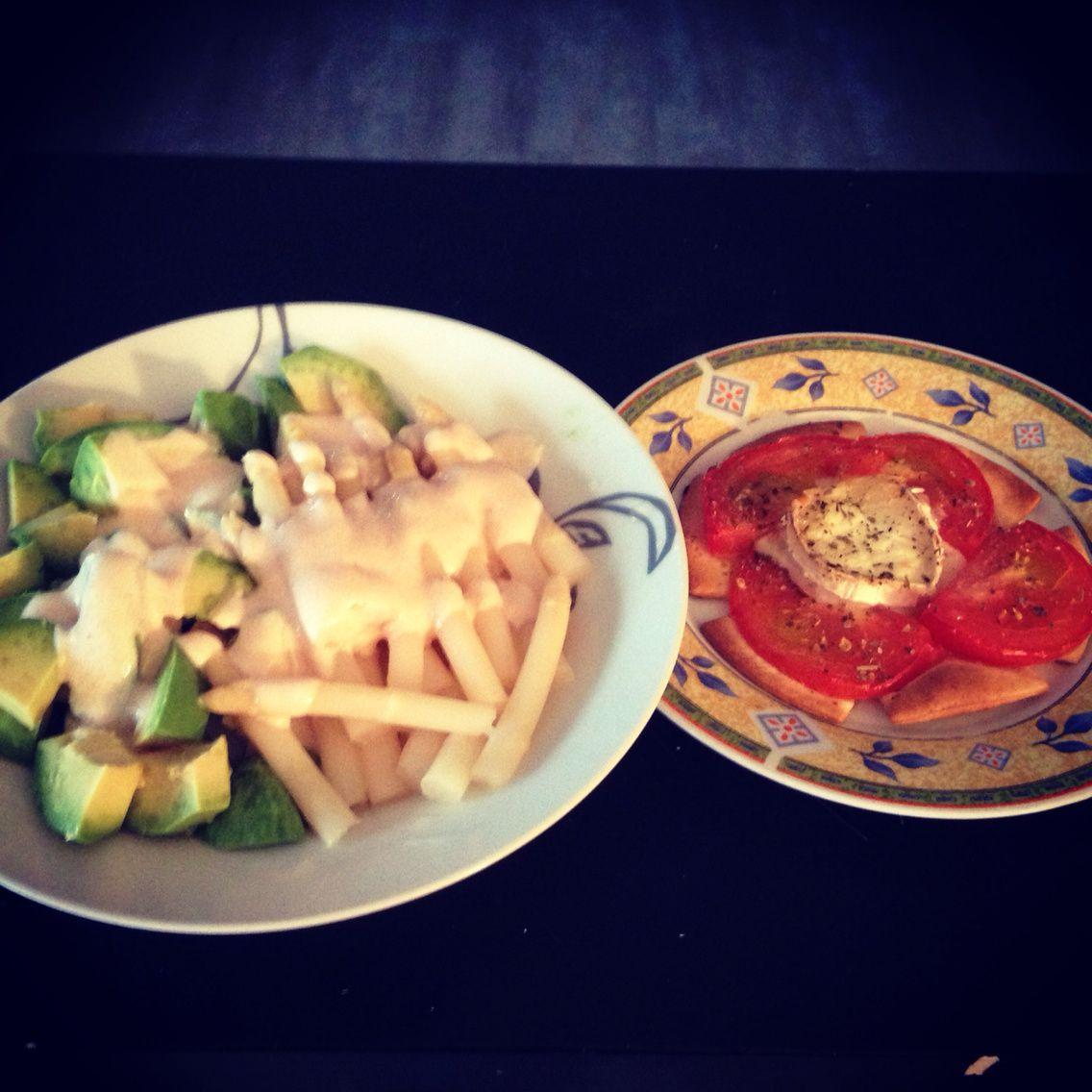 Petites tartelette fines tomates/chèvre/basilic