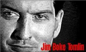 L'artiste, citation de Jim Boke Tomlin