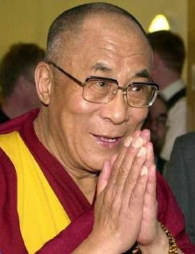Nos priorités, citation du Dalaï Lama