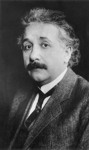 Succès et valeur, citation d'Albert Einstein
