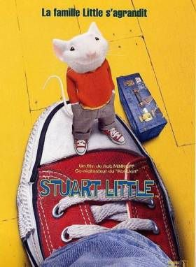 Nuage et soleil, citation du film Stuart Little