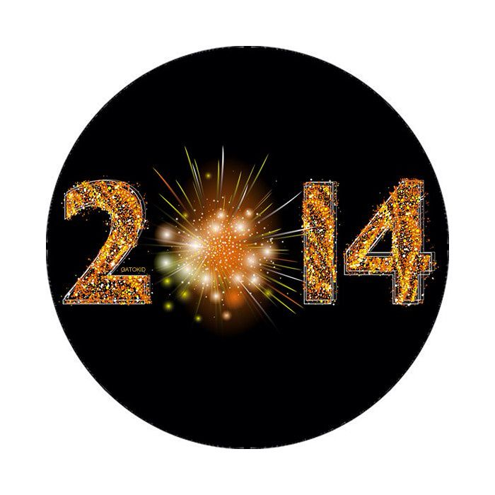 Bonne année 2014 a tous