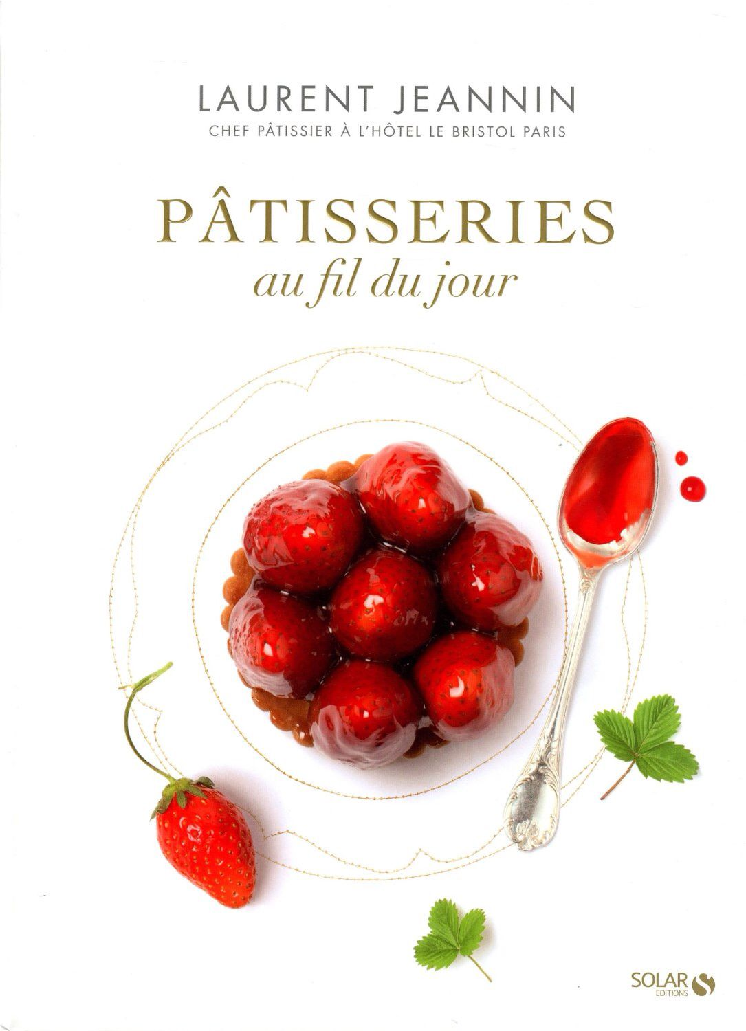 Financiers aux pralines roses [Laurent Jeannin]