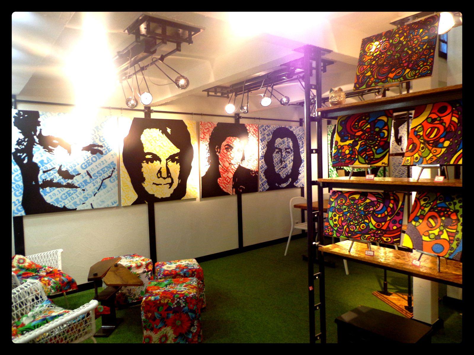 Expo du 3 juin au 13 juillet 2013