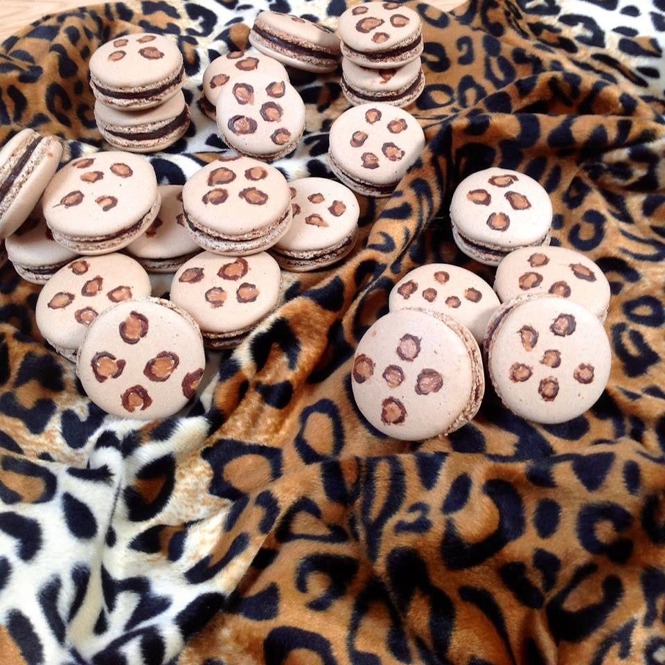 Macarons inventés juste pour la soirée par Audrey Masson / EDEN'ement !