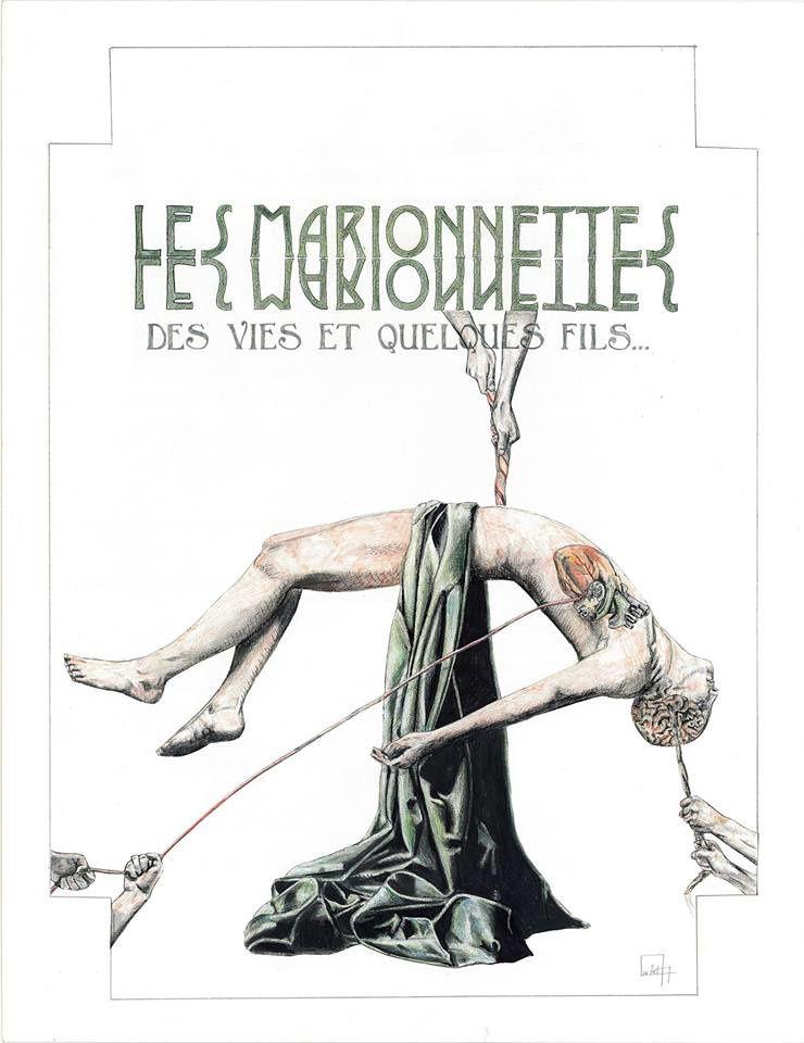 THEATRE - TOMBLAINE &amp&#x3B; VANDOEUVRE - Les Marionnettes, Des Vies &amp&#x3B; Quelques Fils - Mardi 24 &amp&#x3B; Jeudi 26 juin 2014 - 20h30