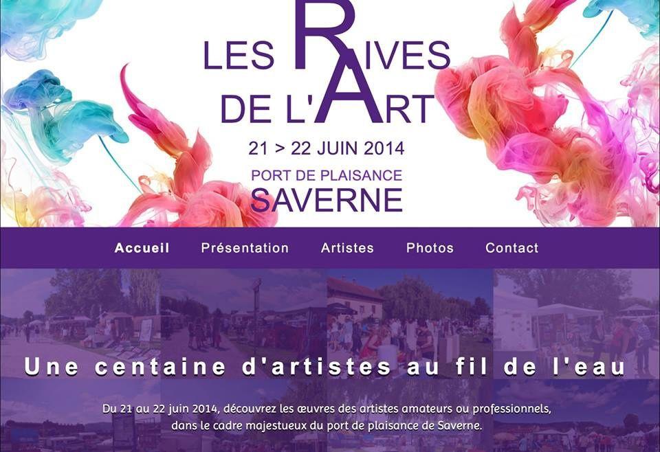 SAVERNE - LES RIVES DE L'ART - Samedi 21 & Dimanche 22 juin 2014