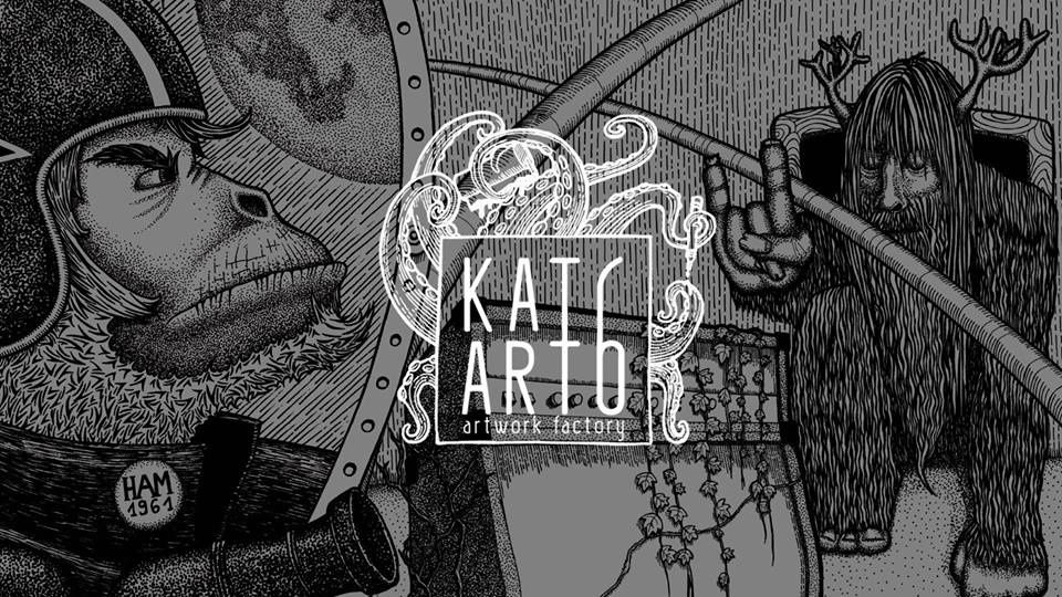 VERNISSAGE - Katart6 Artwork- Lundi 20 Juin 2016 à partir de 19h00 ...