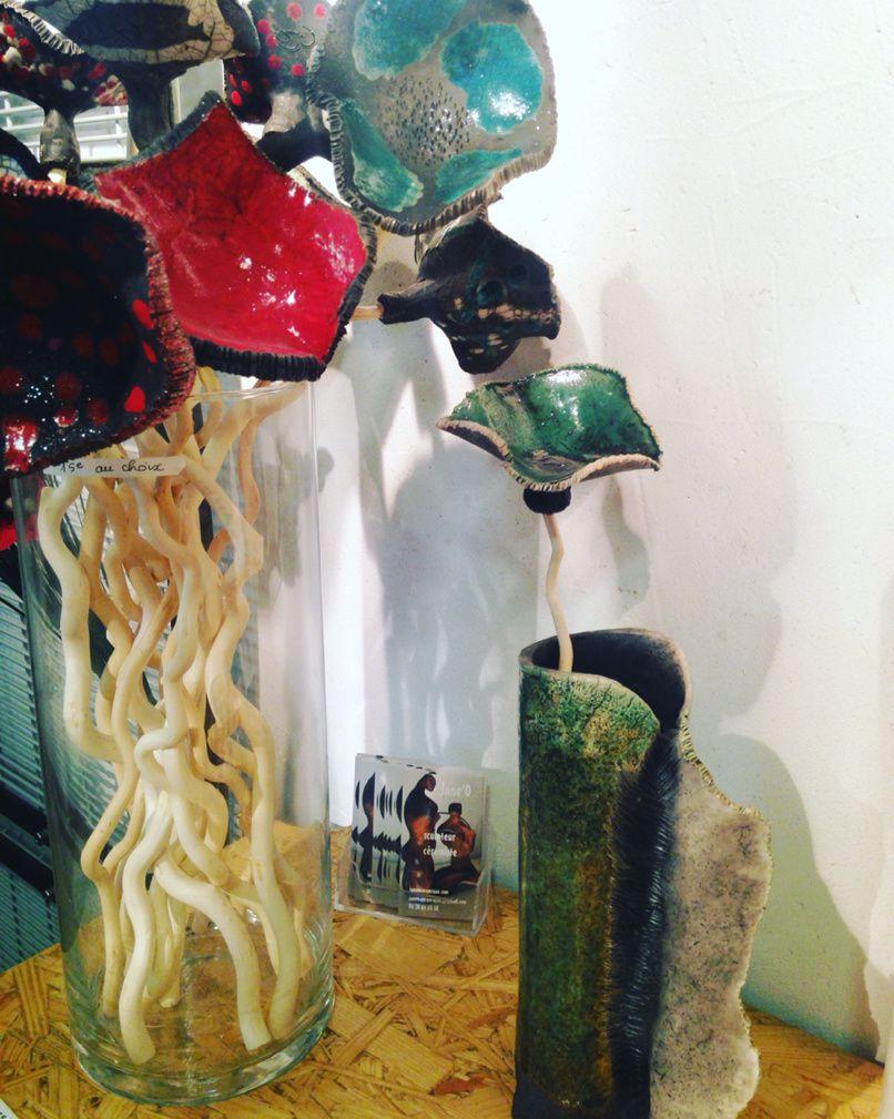 JANE'O - SCULPTURE & CÉRAMIQUE - Exposition du 6 au 27 Janvier 2017 ...