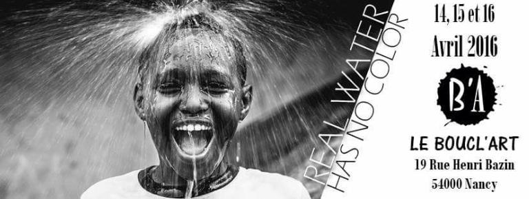 VERNISSAGE - MAX BOZZOLO - REAL WATER HAS NO COLOR - Vendredi 15 Avril 2016 à partir de 19h00 ...