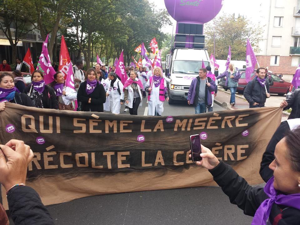 Retraités : réunion publique Créteil le 18 avril