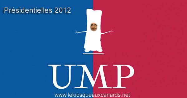Affiche de campagne UMPiste l'arbre sec