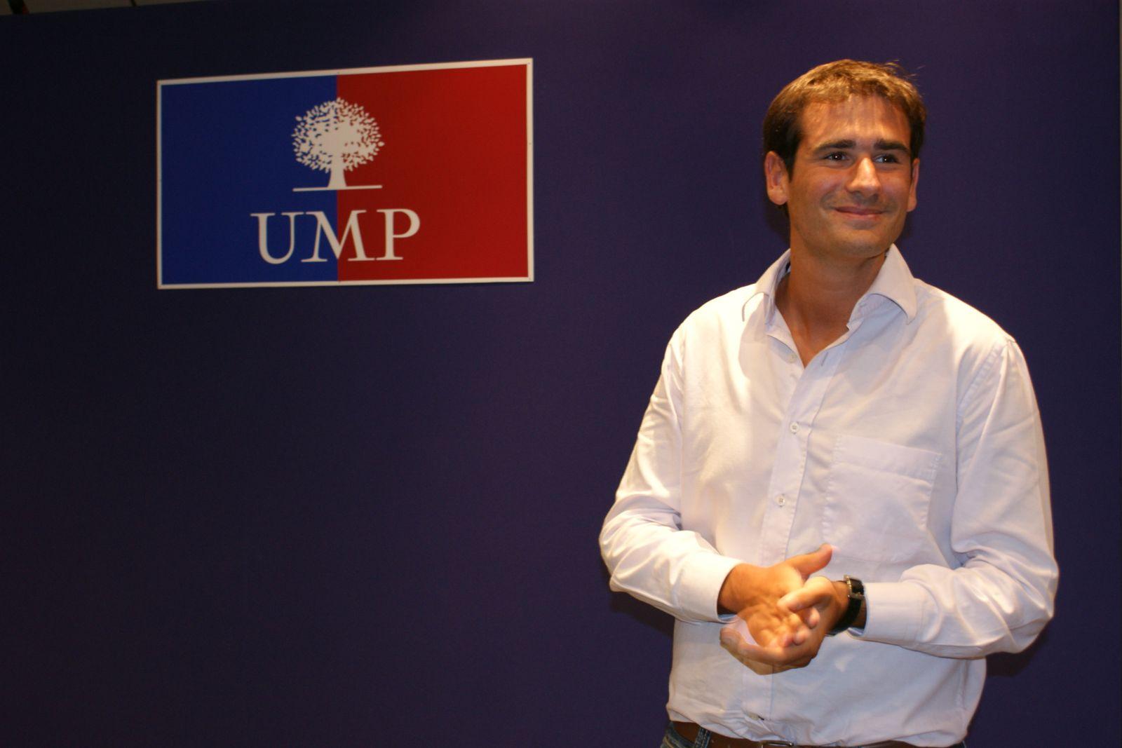 Baptiste Serena ou le caca nerveux d'un jeune populaire UMPiste