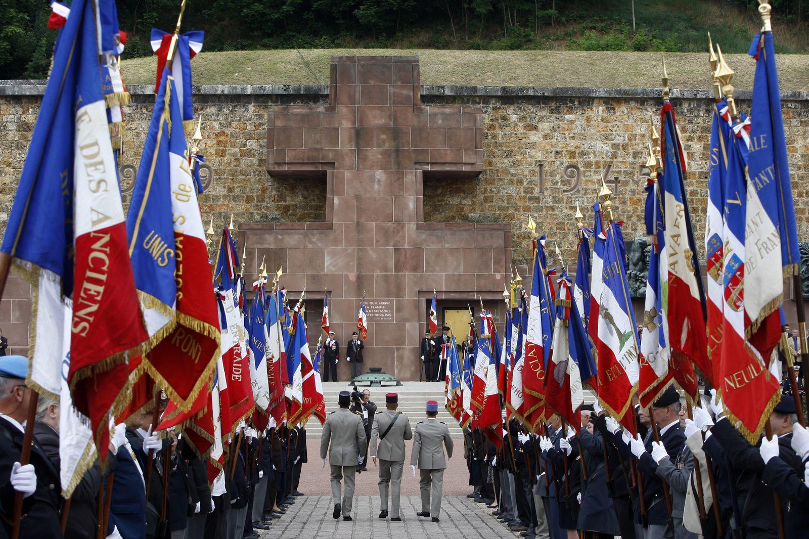 Journée commémorative de la résistance française.