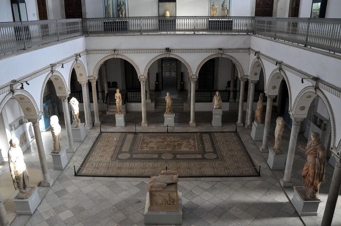 Le Louvre apporte son soutien au musée du Bardo, à Tunis