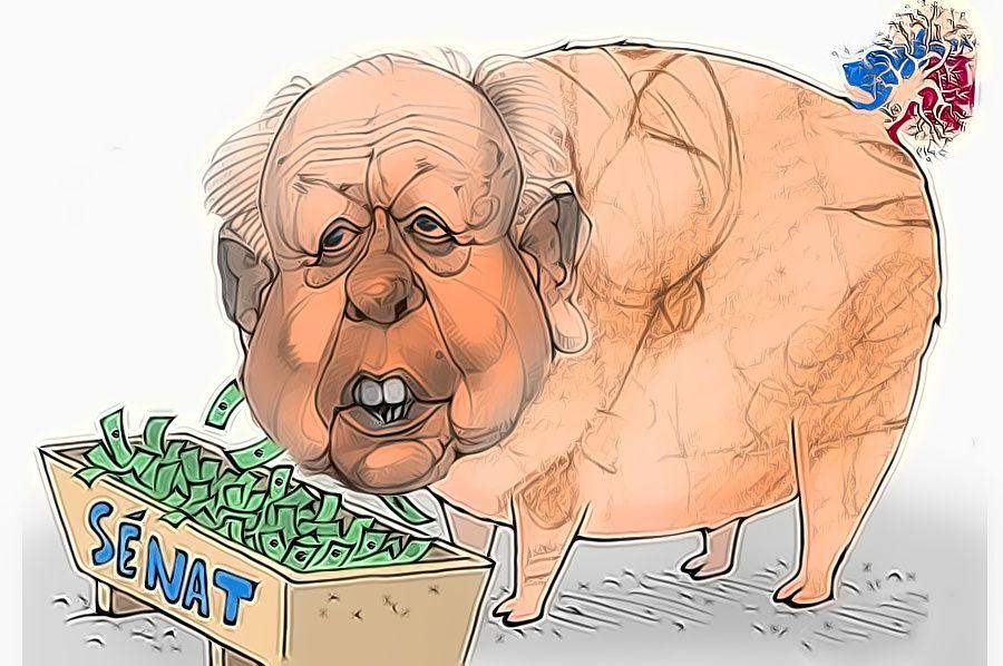 Les sénateurs UMP résistent sur la transparence