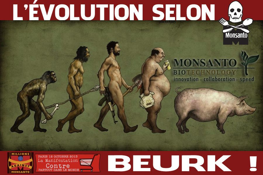 Monsanto : les 10 abominations
