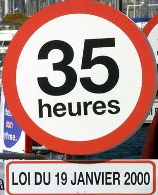 Pour en finir avec les 35 heures bashing &#x3B; le rapport parlementaire qui sera publié mardi