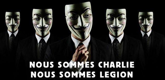 les Anonymous sont passés à l'attaque
