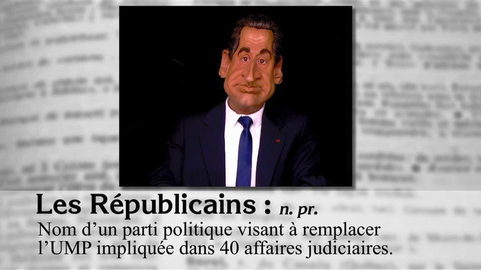 Humour du jour &#x3B; Les Républicains