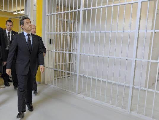Sarkozy recherche appartement